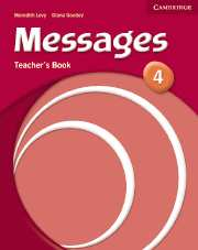 Messages 4 Teacher\'s Book