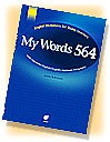My Words 564 English Dictionary for Young Learners