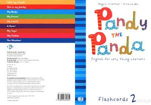 Pandy the Panda Level 2 Flashcards