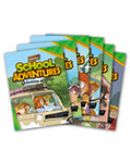 School Adventures Graded Comic Readers Level 1 set (6 Books with CD)