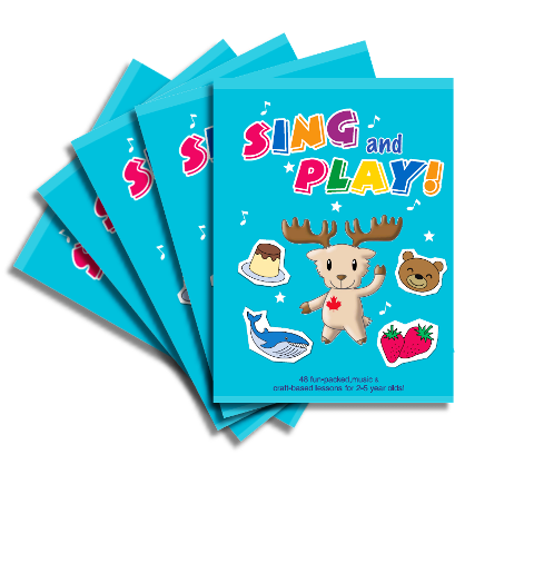 Sing and Play Blue Craft Book 5冊パック (CDなし)