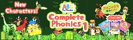ABC Pop Phonics Complete Phonics