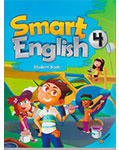 Smart English 4 Student Book (with Flashcards and Class Audio CD)