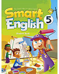 Smart English 5 Student Book (with Flashcards and Class Audio CD)