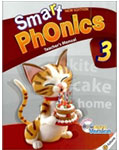 Smart Phonics New Edition 3 Teacher's Manual (with CD-ROM)