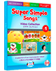 Super Simple Songs DVD & Picture Books