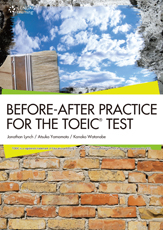 Before-After Practice for the TOEIC Test Student Book with Audio CD