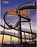Time Zones 3rd Edition 1 Student Book with Online Practice