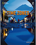 Time Zones 3rd Edition 2 Student Book with Online Practice