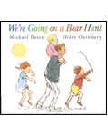 We\'re Going on a Bear Hunt (CD付き絵本)