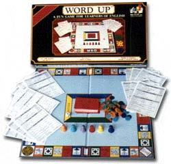 Word Up - The World's Most Popular ESL Board Game